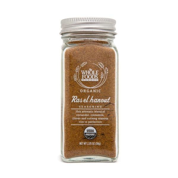 Whole Foods Market Ras El Hanout Organic