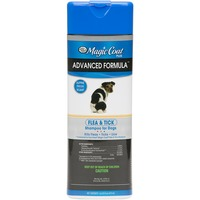 Four Paws Magic Coat Plus Advanced Formula Alpine Fresh Scent Flea & Tick Shampoo for Dogs
