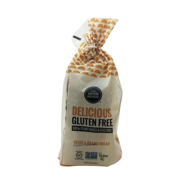 Little Northern Bakehouse Gluten Free Seeds & Grains Bread