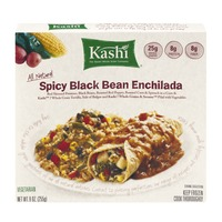 Kashi Spicy Black Bean Enchilada