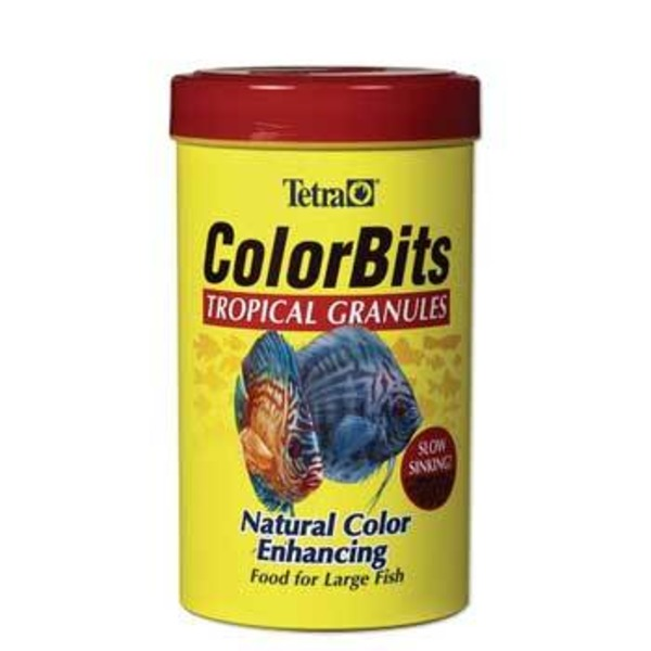 Tetra Color Bits Tropical Granules