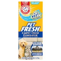 Arm & Hammer Pet Fresh Carpet Odor Eliminator Powder, 42.6 oz