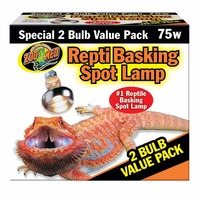 Zoo Med Repti Basking Spot Lamp Value Pack