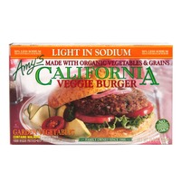Amy's Veggie Burger, California
