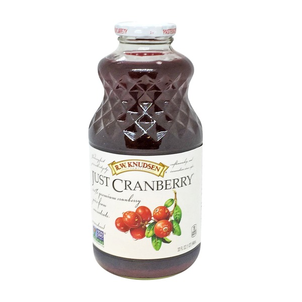 R.W. Knudsen Family Just Cranberry Unsweetened Juice