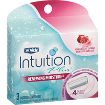 Schick Intuition Renewing Moisture Refill Cartridge