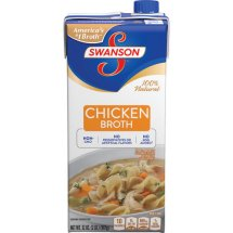 Swanson Chicken Broth, 32 oz.