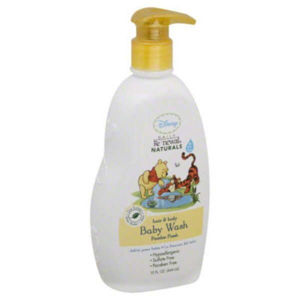 Disney Baby Fresh Hair & Body Baby Wash