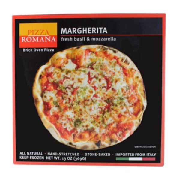 Pizza Romana Margherita Pizza