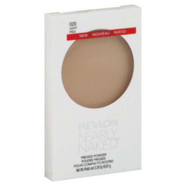 Revlon Nearly Naked Powder - Light 020