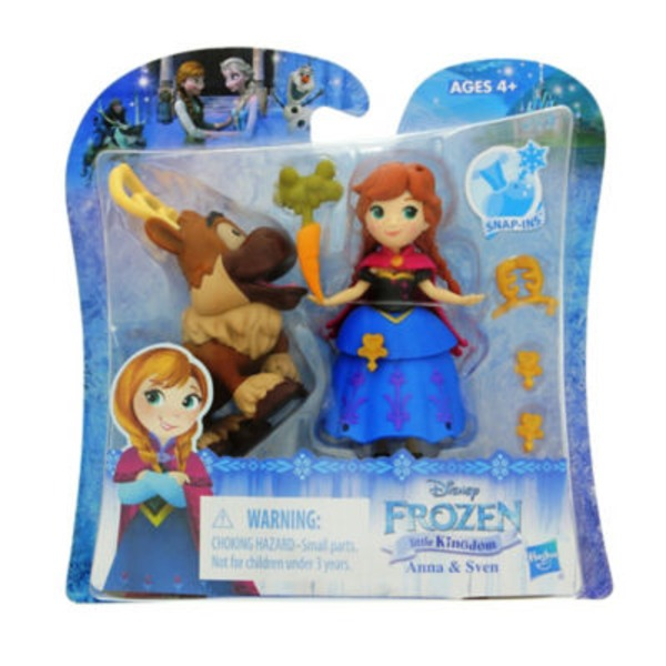 Hasbro Disney Frozen Little Kingdom Assorted Doll & Friend Sets