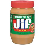 Jif Creamy Reduced Fat Peanut Butter