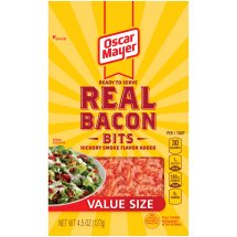 Oscar Mayer Real Bacon Bits 4.5 oz. Pouch