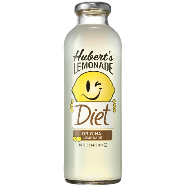 Hubert's Diet Original Lemonade