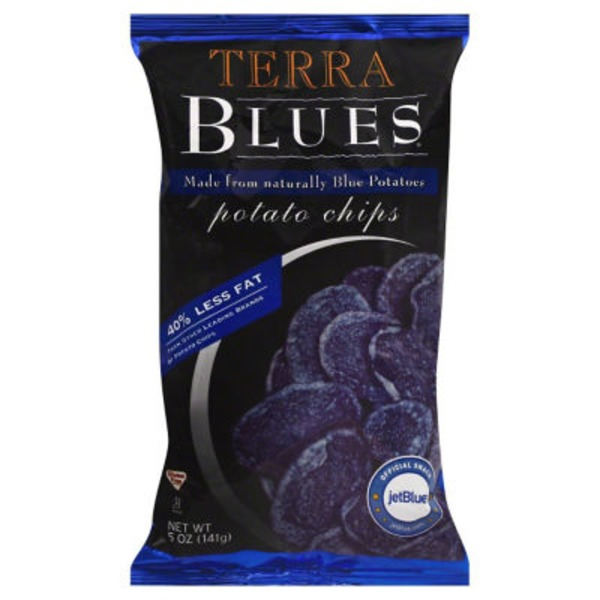 Terra Blues Real Vegetable Chips