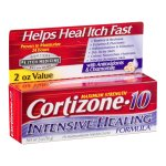 Cortizone-10 Intensive-Healing Formula 2 Ounce (Boxed) (59ml)