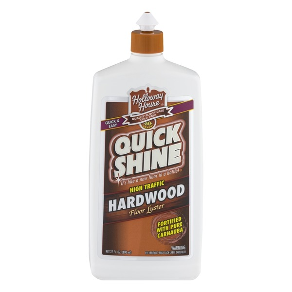 Holloway House Quick Shine High Traffic Hardwood Floor Luster