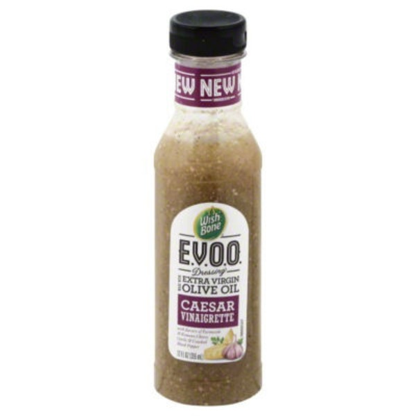 Wish-Bone E.V.O.O. Caesar Vinaigrette Dressing