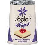 Yoplait Whips Yogurt Cherry Cheesecake, 4 oz, 4.0 OZ