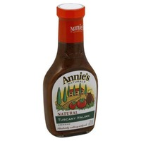 Annie's Homegrown Natural Tuscany Italian Dressing