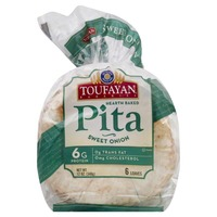Toufayan Bakeries Onion Pita Bread