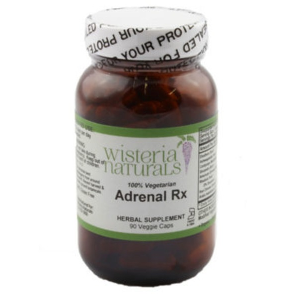 Vitality Works Adrenal Rx Caps