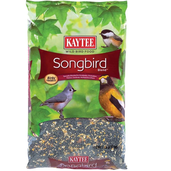 Kaytee Songbird Wild Bird Food