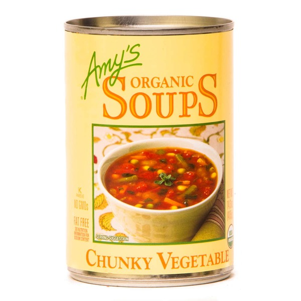 Amy's Kitchen Organic Chunky Vegetable Soup