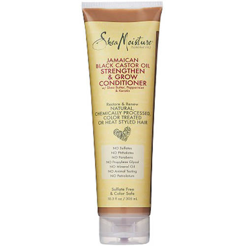 SheaMoisture Jamaican Black Castor Oil Strengthen & Grow Conditioner