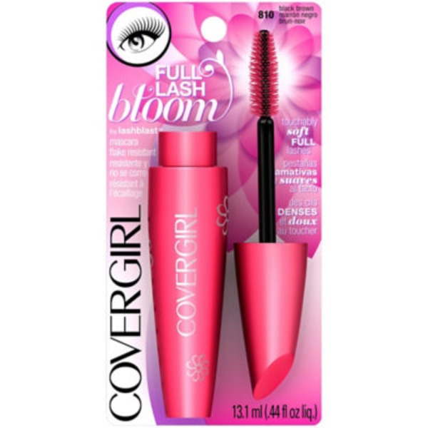 CoverGirl Full Lash Bloom COVERGIRL Full Lash Bloom by Lashblast Mascara Black Brown .44 fl oz (13.1 ml) Female Cosmetics