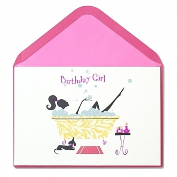 Papyrus Everyday Cards Bath Time 2