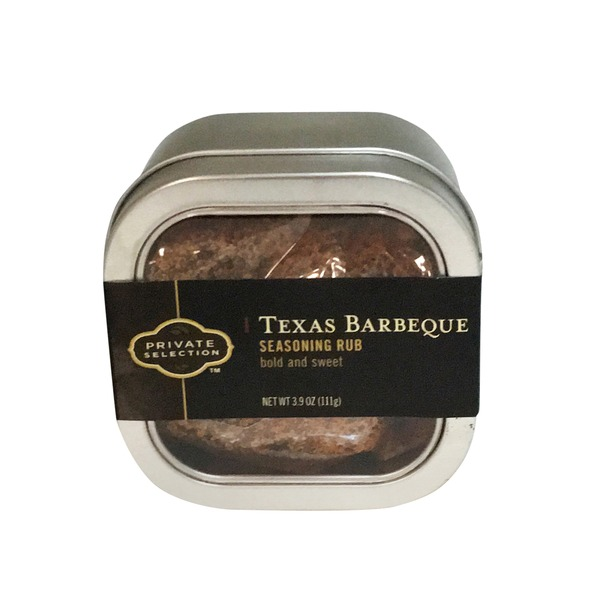 Kroger Private Selection Texas Barbecue Seasoning Rub