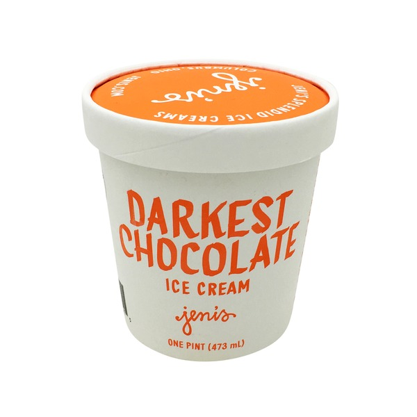 Jeni's Splendid Ice Creams Dark Chocolate Ice Cream