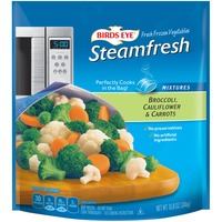 Steamfresh Mixtures Broccoli, Cauliflower & Carrots