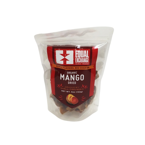 Equal Exchange Fair Trade Organic Dried Mango