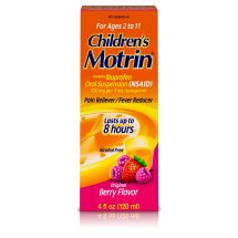 Children's Motrin Children's Oral Suspension, Berry Flavor, 4 Oz