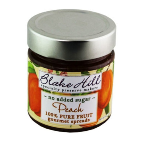 Blake Hill Preserves No Sugar Added Peach Preserve