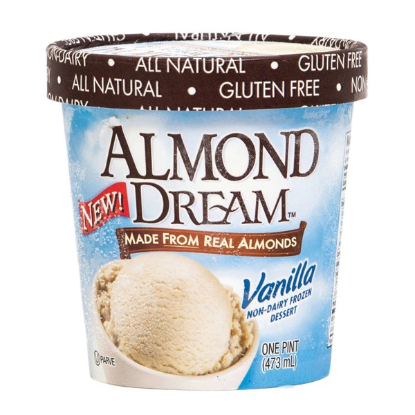 Almond Dream Vanilla Non Dairy Frozen Dessert