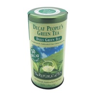 The Republic of Tea Decaf People's Green Tea, Daily Green Tea