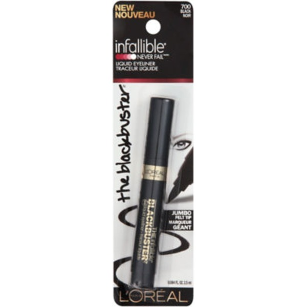Infallible 700 The Blackbuster Black Eyeliner