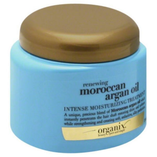 Ogx Argan Oil of Morocco Renewing Intense Moisturizing Treatment Hair Cream