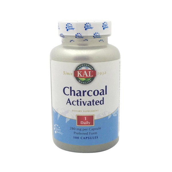 Kal Charcoal Activated 280 Mg
