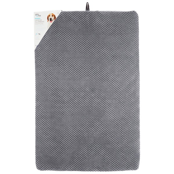 You & Me Supreme Slumbers Gray Orthopedic & Memory Foam Mat 29