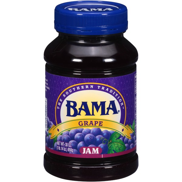 Bama Grape Jam