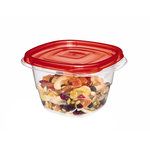 Rubbermaid TakeAlongs Mini Deep Squares Containers