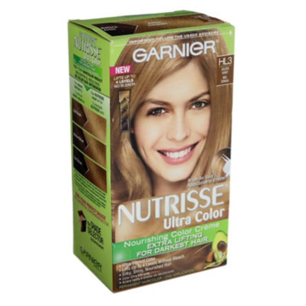 Nutrisse® Ultra Color Nourishing Color Creme HL3 Golden Honey Haircolor