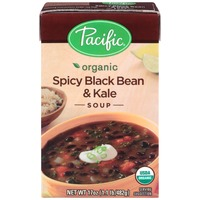 Pacific Spicy Black Bean & Kale Organic Soup