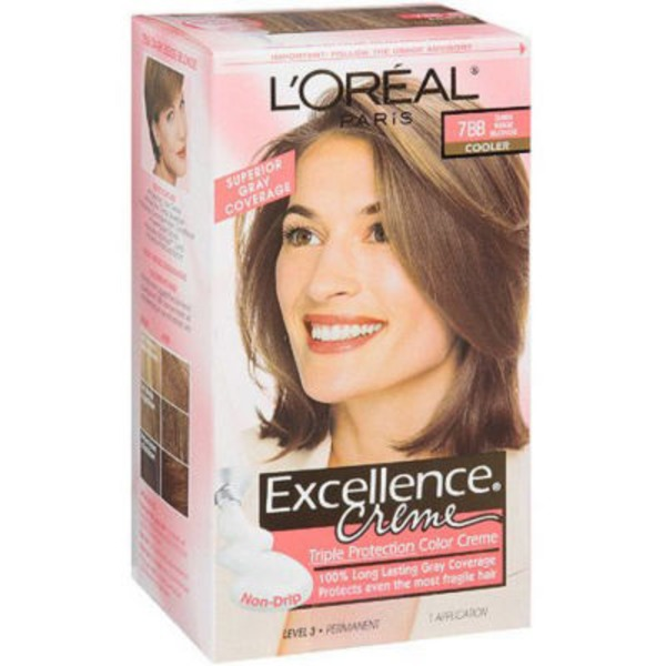 Excellence Creme 7BB Dark Beige Blonde Hair Color