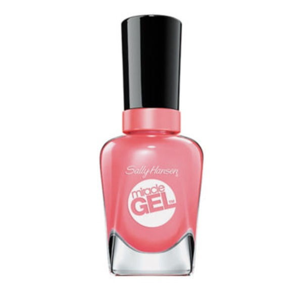 Sally Hansen Miracle Gel Nail Polish - Rosey Riviter 180