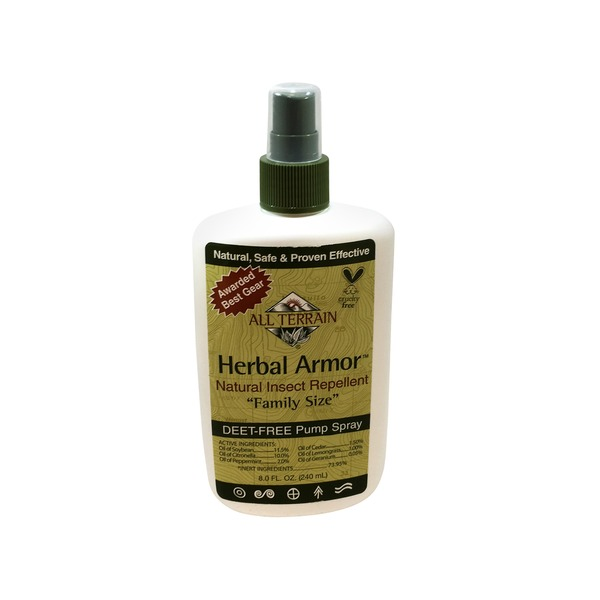 All Terrain Herbal Armor Insect Repellent Spray Family Size